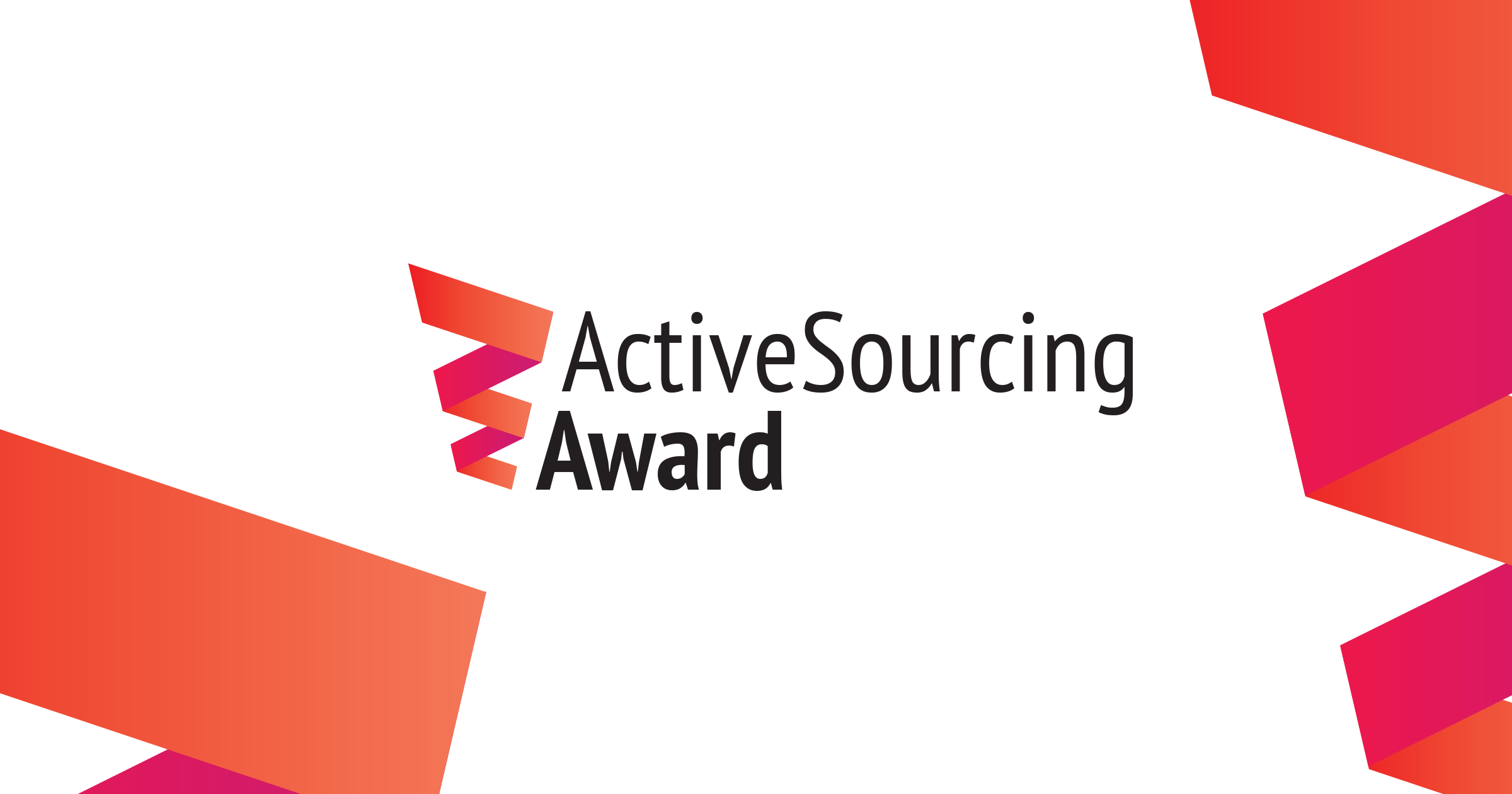 Active Sourcing Award
